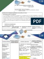 _Guía de Actividades y Rúbrica de Evaluación - Paso 4 - Descripción de La Información