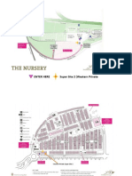 Melb Cup Map