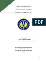 7. Laporan Praktikum Biologi Analisis Vegetasi di Hutan Wanagama