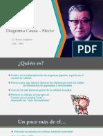 Presentacion Gestion de La Calidad Diagrama Ishikawa