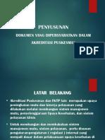 7. Penyusunan Dokumen Kadar
