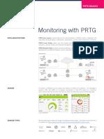 Prtg Basic Webinar