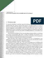 Accion Petitoria y Revindicatoria Fernandez Arce