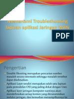 Memahami Troubleshooting Lapisan Aplikasi Jaringan WAN