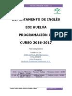C1 PROGRAMACIÓN 2016-201