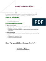 Payment Billing Guide