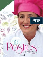 555 Recetas de postres - Eva Arguinano.pdf