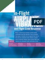 In Flight Vibration