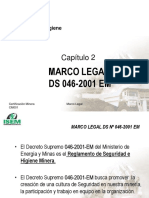Cm001 Cap2.- Marco Legal