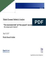 Mizuho EconomicOutlook 17.5.19