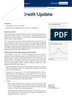 JUL 30 Danske Research Weekly Credit Update