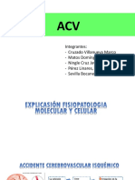 Fisiopatologia Accidente Cerebro Vascular