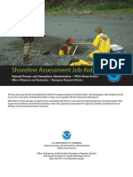 Shoreline Assessment Job Aid