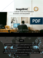 ImageBrief Photographer Success Guide 2016