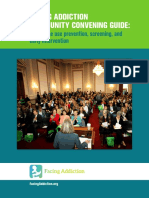 Facing Addiction COMMUNITY CONVENINGGuide June13 2017 Web