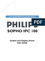 Carte Telefon Fix Sopho Ipc100