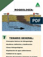 Hidrogeologia2009
