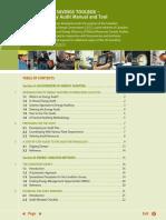 Energy Audit Manual