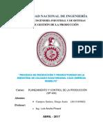 PCP Primera Practica CAMPOS