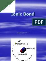 Ionic Bond 2