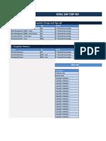 FT15 Petro Master Card Template CompanyCode BusinessArea