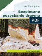 Bezpieczne Pozyskanie Drewna Dobre Praktyki