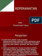 Audit Keperawatan s1