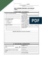 Model de Organizare a Apararii Impotriva Incendiilor