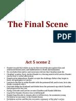 Hamlet the Final Scene