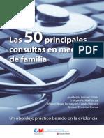 Las 50 Principales Consultas en medicina de familia