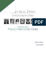 Paid Sick Days