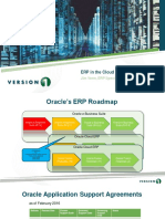 Oracle ERP in the Cloud Webinar