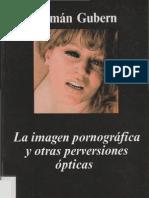 La imagen pornográfica y otras perversiones