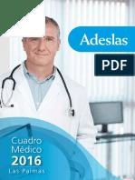 CuadroMedicoPrivadoLasPalmas2016