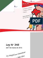 Ley Integral 348