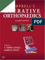 Campbell's Operative Orthopaedics 11th Edition.pdf