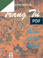 Trang Tu - Nam Hoa Kinh