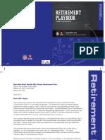 NFL Retirement Playbook