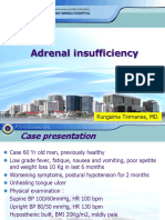 Adrenal Insufficiency Guideline 020713