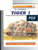 Osprey - Carros de Combate 11 - El Temible Tiger I