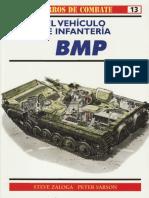 Osprey - Carros de Combate 13 - El Vehiculo de Infanteria BMP