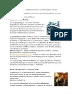 Principales Riesgos y Vulnerabilidad de La Población en México