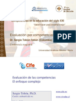Sergio Tobon Evaluacionporcompetencias