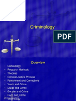 Criminologye Course Mark