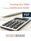 BusinessBecause MBA Funding Guide
