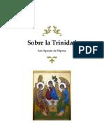 Sobre La Trinidad (San Agustín de Hipona)