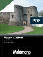 125. I. Albéniz - Henry Clifford