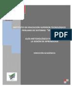 GUÍA METODOLÓGICA PARA DISEÑAR LA SESIÓN DE APRENDIZAJE.pdf