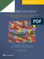 Hacia Una Renovación de La Integración Economica en America Latina