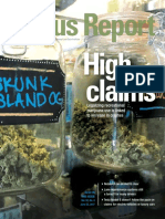 IIHS Marijuana Report